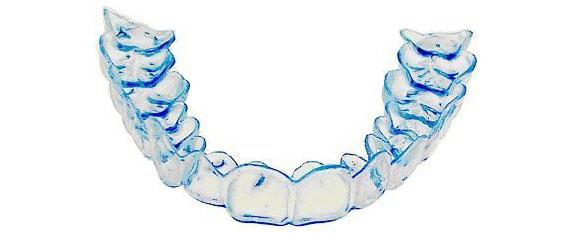 Chrániče zubů a dlahy