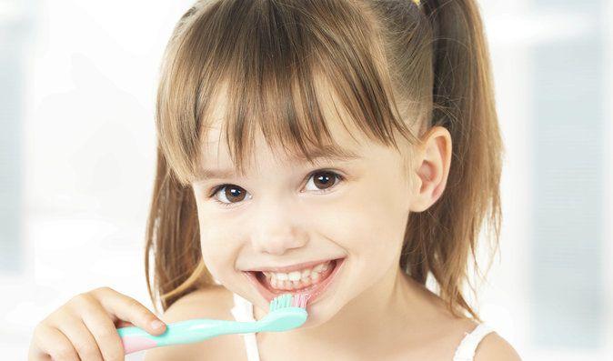 Kdy s dítětem poprvé k zubnímu lékaři?